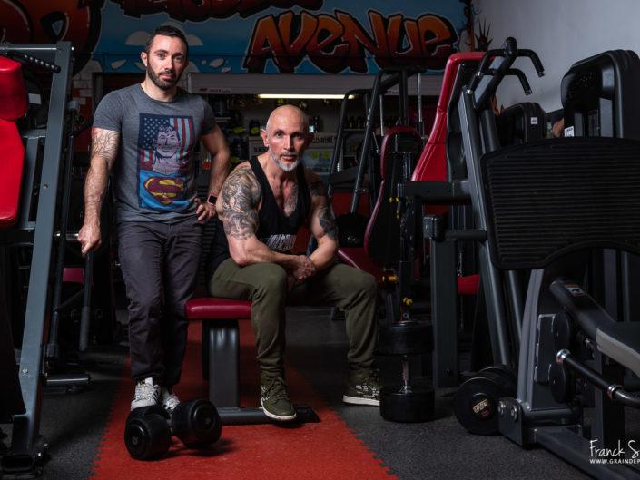 36 muscles avenue - gond pontouvre - franck simon - photographe professionnel - charente