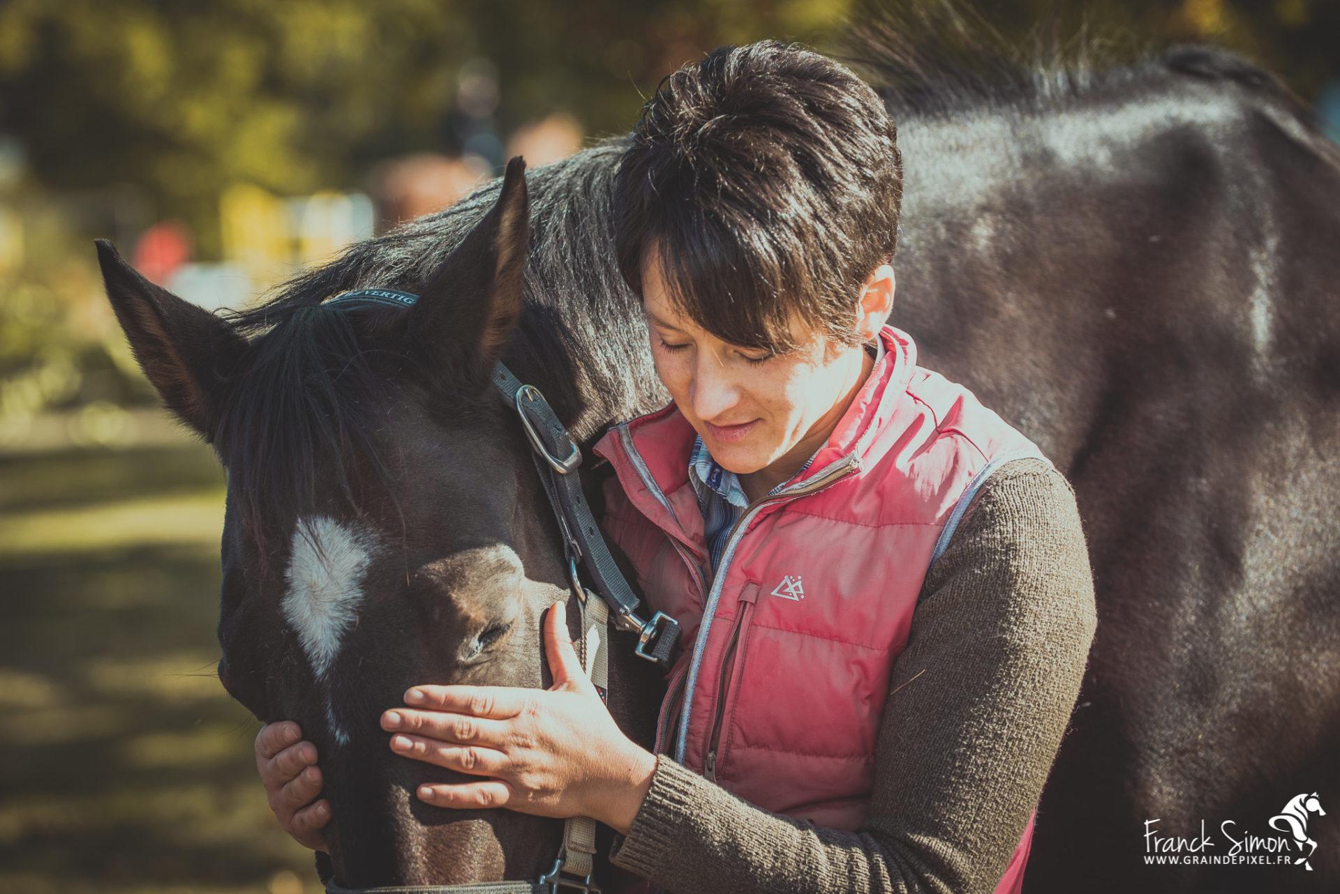 Docteur Minh Tam Franck, Ostéopathie du cheval