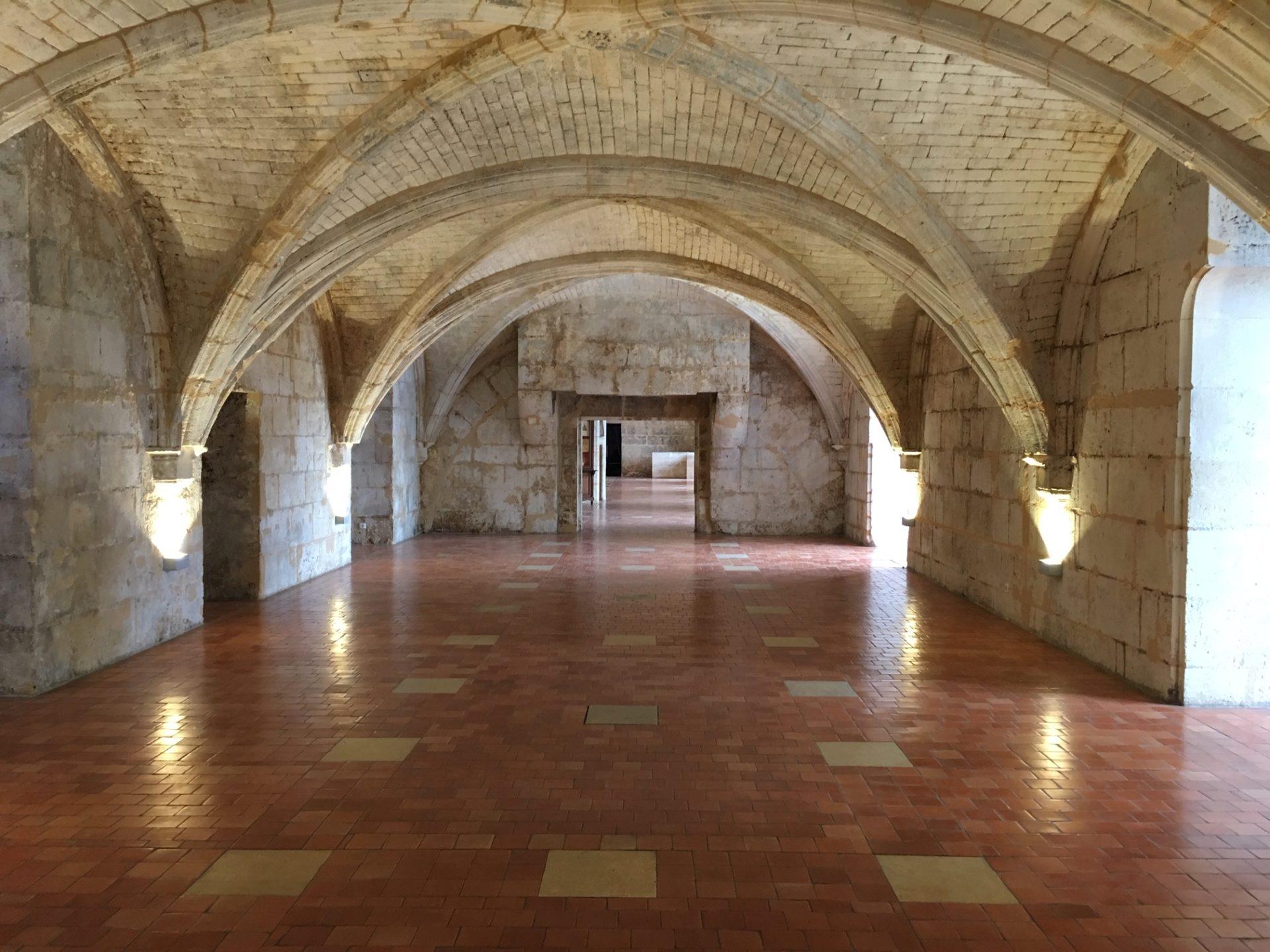« La Force tranquille » : Chapitre 2, le Château Royal de Cognac (Otard)
